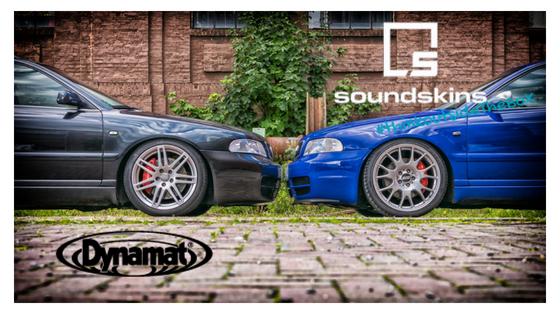 Soundskins vs Dynamat